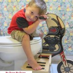 Frustrated with Potty Training a Toddler? Amp Up the Fun with Potty Rider