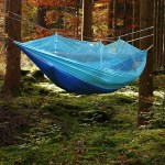 Camp in the Clouds with The Camping Hammock…