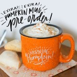 Pre-Order Your New Favorite Fall Mug from Lindsay Letters
