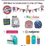 GIVEAWAY: Back to School Celebrity Kids Girl Gift Bag