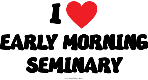 How I Joined the Mormon Church – Early Morning Seminary and