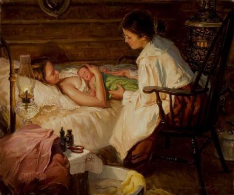 pioneer homebirth