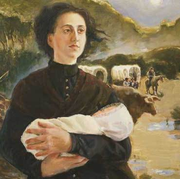 Mary Ann Hamblin – Pioneer Midwife