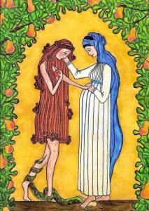 eve and mary