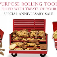 Delicious Chocolate Tools - Tool Cart Anniversary Sale