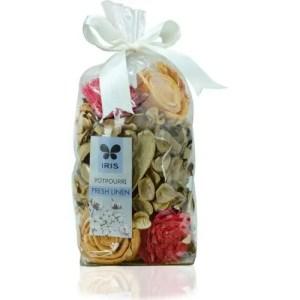 Iris Fresh Linen Home Fragrance Potpourri 140g