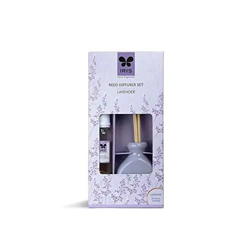 IRIS Reed Diffuser Ceramic Lavender