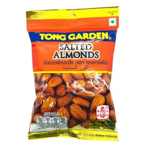 Tong Garden Salted Almond Product of Thailand-35g