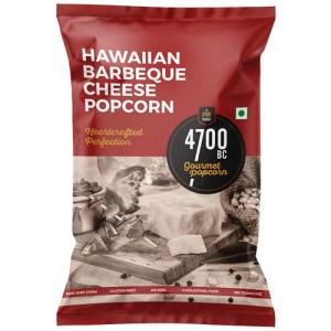 4700 BC Flavoured Gourmet Himalayan Barbeque Cheese Popcorn 45g