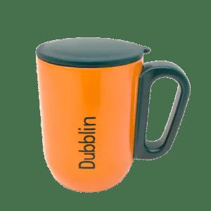 Dubblin Insulated Double Walled Steel Travel Mug- Polo