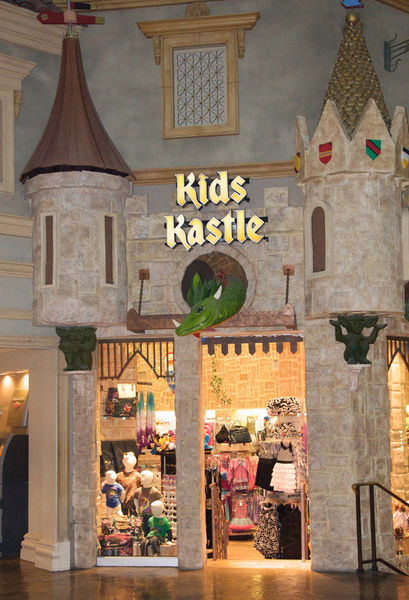 The Treehouse Showroom visits Kids Kastle Las Vegas Nevada  The Giggle Guide  Blogs