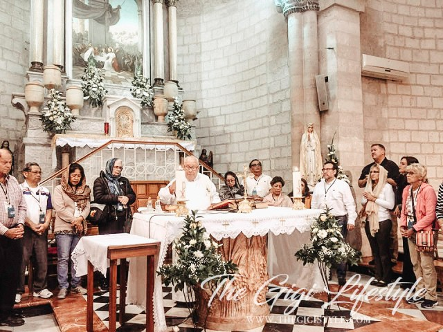 Miracle at the Wedding at Cana