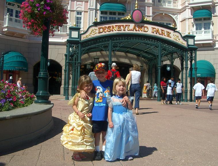 Welcome to Disneyland Paris