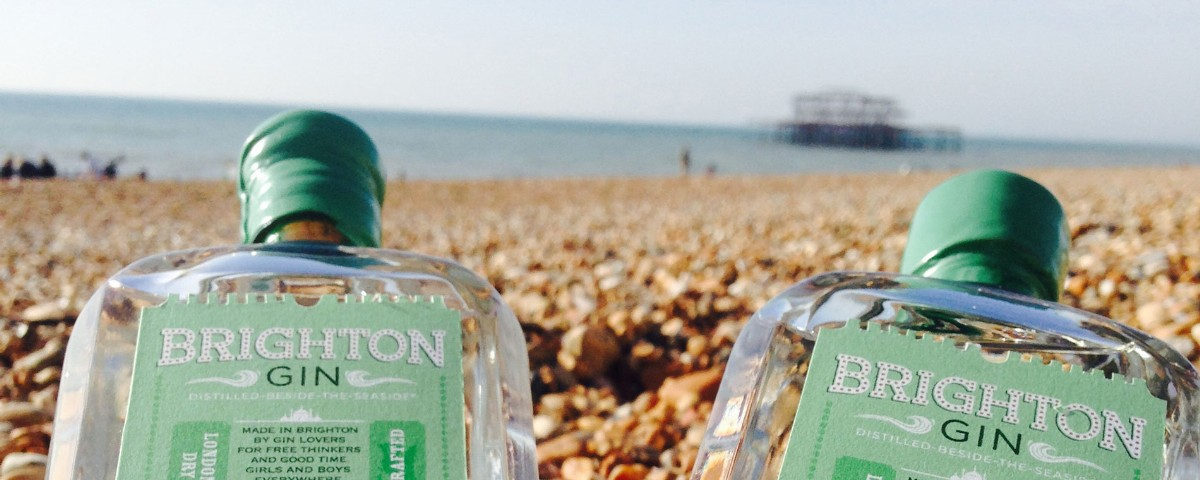 Brighton Gin – Distilled beside the seaside