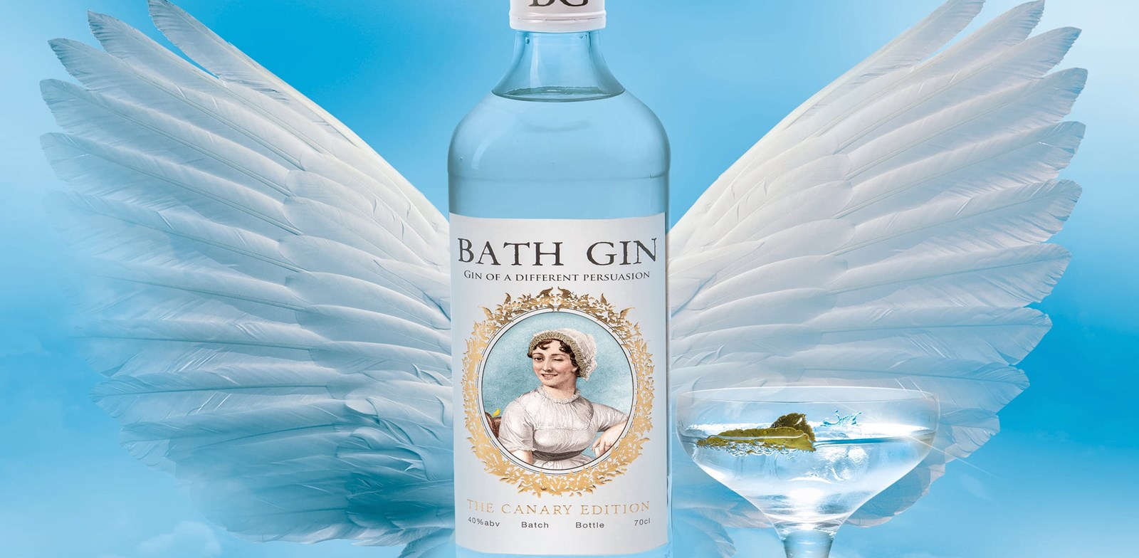 Bath Gin – Gin of a different persuasion