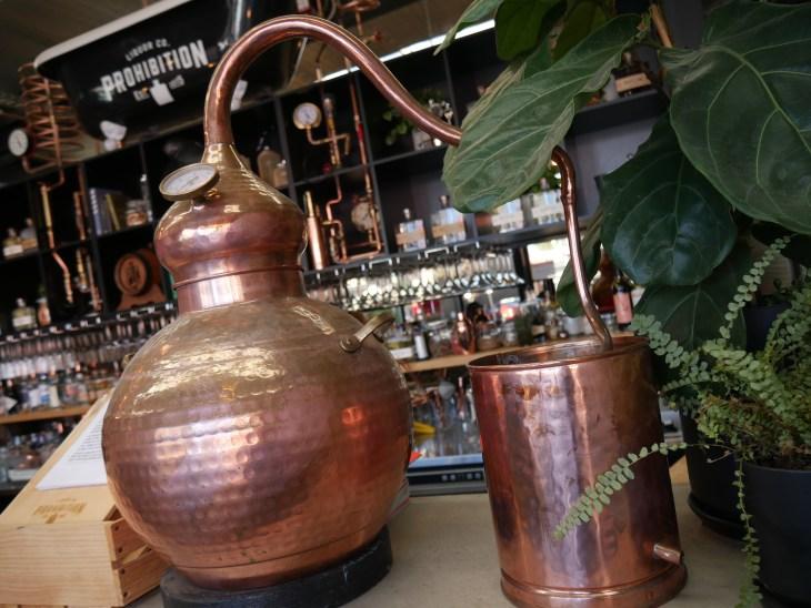 Copper Pot Still - www.thegin.blog