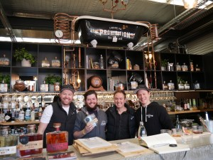 The team behind Prohibition Liquor Co