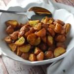 Dijon Roasted Potatoes