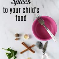 How To Spice Up Food For Kids