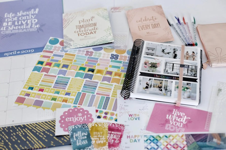 Paper planners are a less stressful and fun alternative for scheduling than your smartphone.