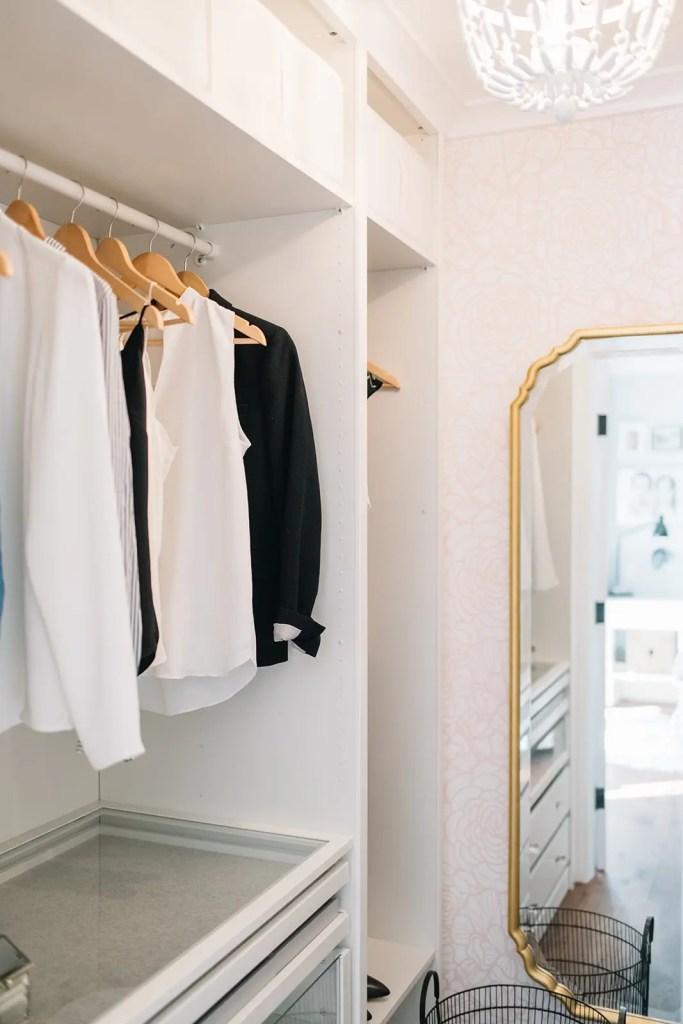 Custom Closet Design - How to Create a Dreamy Closet on a