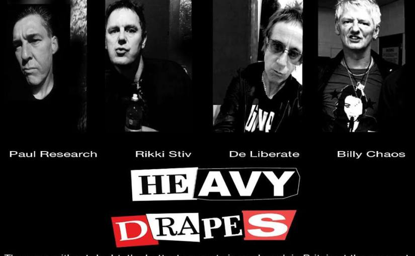 Heavy Drapes – De Liberate speaks…