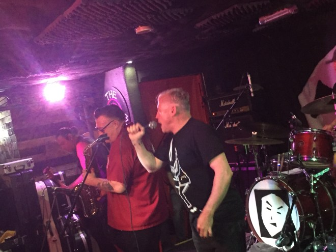 Theatre of Hate live