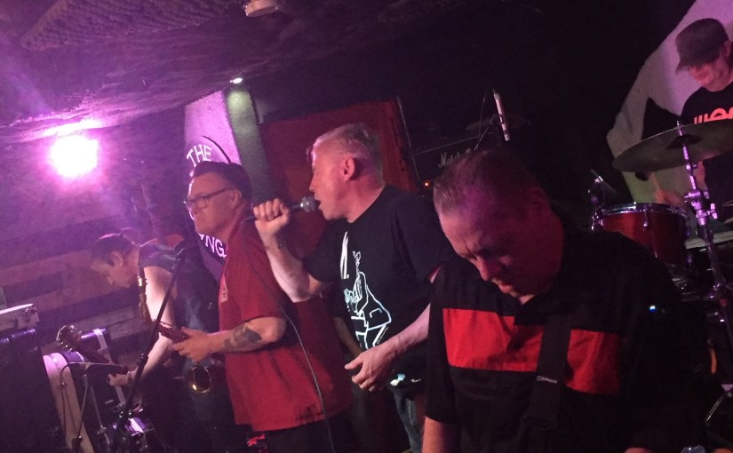 Theatre of Hate and Southern Approach – Live at The Bungalow, Paisley