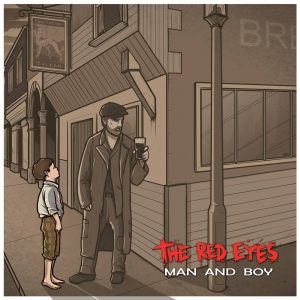 The Red Eyes – Man and Boy – Alan Bishop