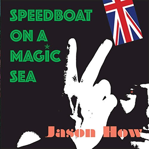 Speedboat on a Magic Sea