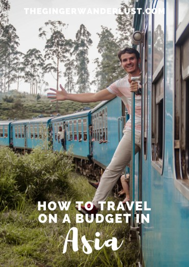 How to travel on a budget in Asia (1)