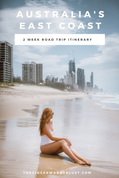 The most popular road trip to take in Australia is the iconic East Coast. I first did it in 2008, travelling from Sydney to Cairns with public transport. This time we hired a car and it made it a lot easier to visit places off the beaten track. In this blog post I'll share all my top tips on how to have the best east coast Australia road trip in the Gold Coast and Sunshine Coast, from Byron Bay to Fraser Island.