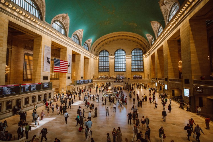 grand central station NYC-1