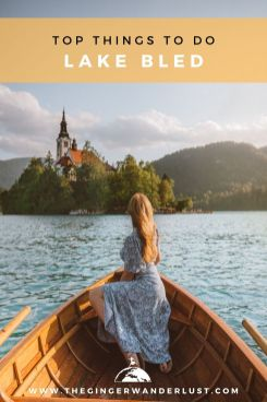 When you think of Slovenia, your first thought is probably of the iconic Lake Bled. Located less than an hours drive north of Ljubljana, as well as near the Julian Alps, Bled is very popular with tourists, and for good reason. Lake Bled is like something out of a fairytale, and there are plenty of activities to keep you busy. Here are the top things to do in Lake Bled.