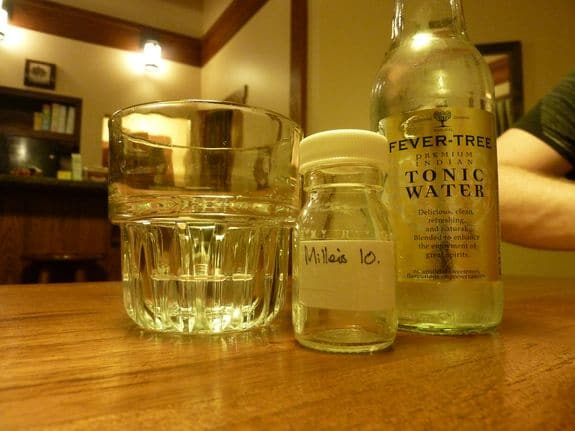 Fever tree Tonic + Martin Miller's 10th Anniversary Gin