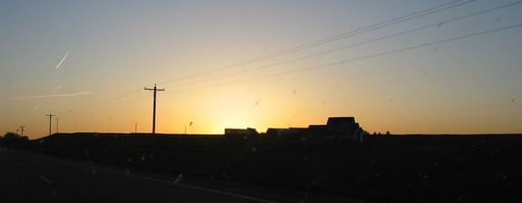 Iowa Sunset 2006
