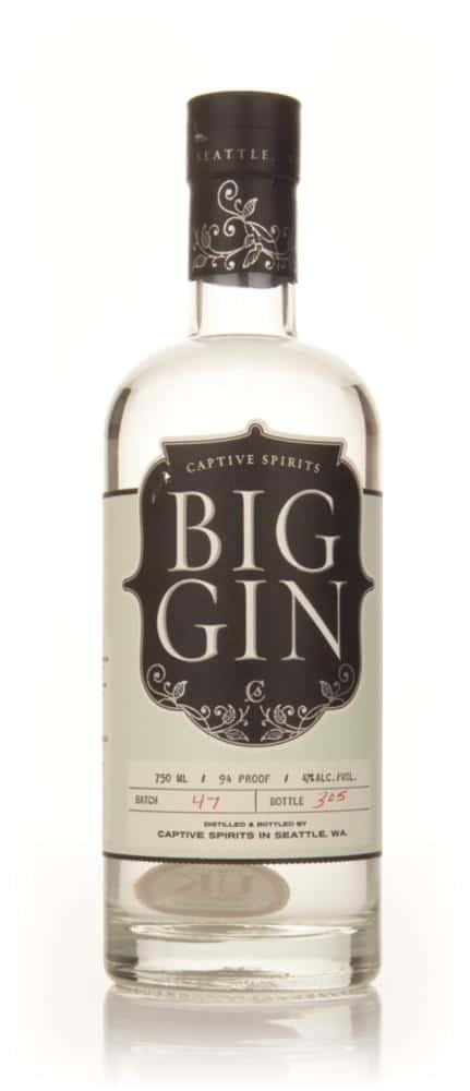 Big Gin by Captive Spirits