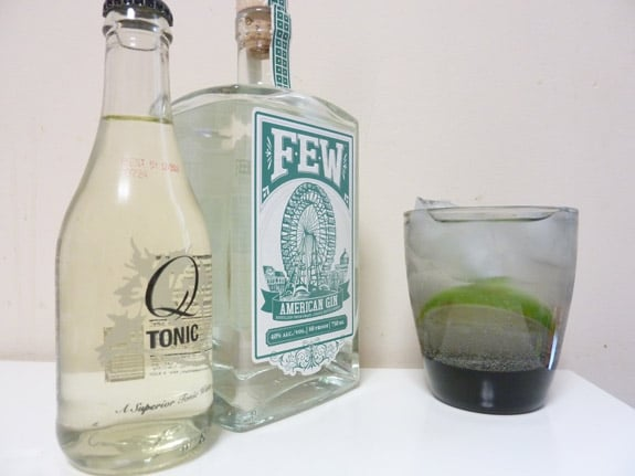 Few with Q Tonic