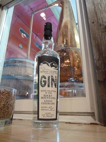 Spirit Hound Bottle