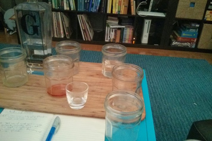 genius gin review in process