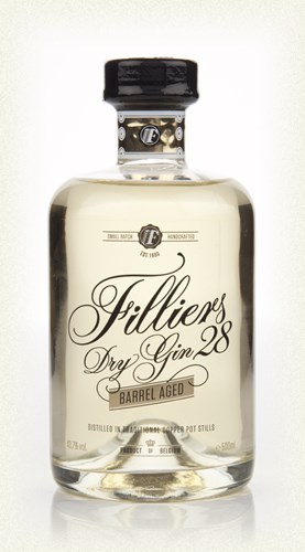 Filliers Barrel Aged Gin
