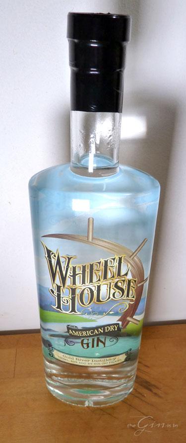 Wheel House American Dry Gin