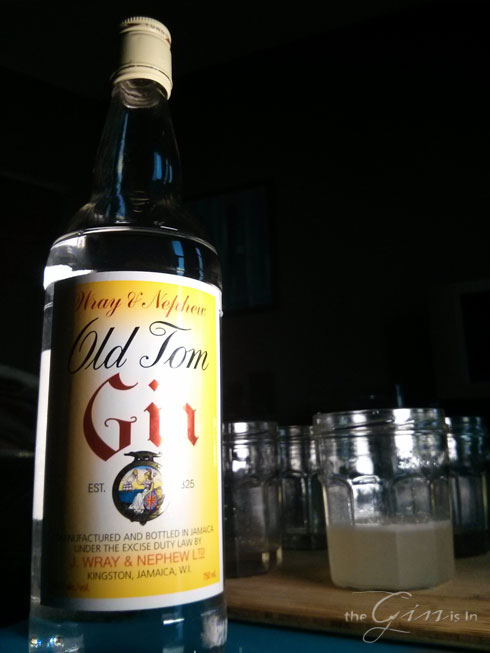 Wray and Nephew Old Tom Gin