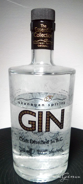Okanagan Gin Review And Rating The Gin Is In