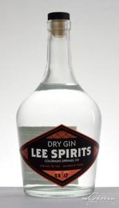 Lee Spirits Co. Dry Gin