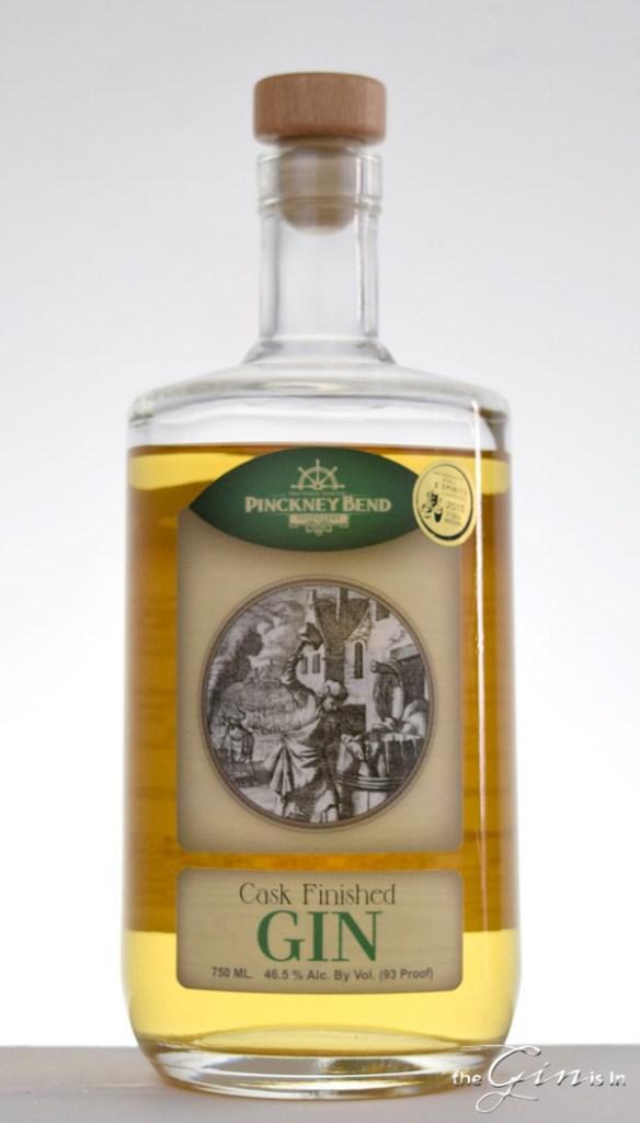 Pinckney Bend Distillery, Pinckney Bend Cask Finished Gin