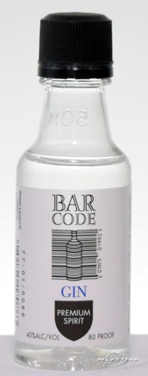 Bar-Code-Gin-Bottle