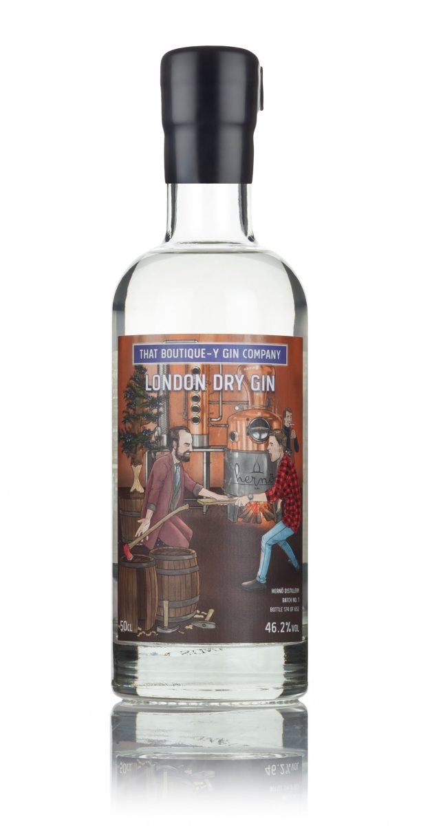 Vikre Boreal Cedar Gin Review And Rating The Gin Is In