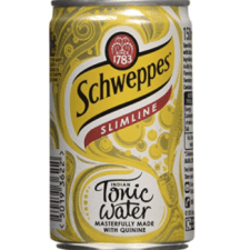 Schweppes Slimline Indian Tonic