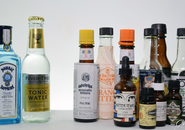 Top 10 Gin and Tonic With Bitters
